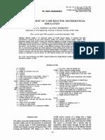 Narnoli (1997) SLUDGE BLANKET OF UASB REACTOR_MATHEMATICAL SIMULATION.pdf