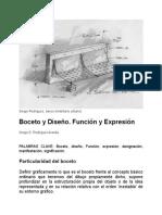 Boceto y Diseño. Función y Expresión.pdf