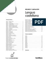 Refuerzo y Ampliación Lengua Castellana 6º Primaria