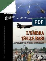 Guerra e Pace - Dossier Basi - 2007