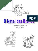Livro o Natal Das Bruxas