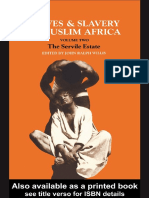 Willis,  John Ral  - Slaves and Slavery in Muslin Africa - The servuile state.pdf