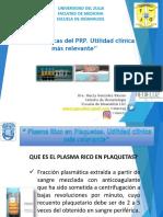 Conferencia -CURSO PRP 2018