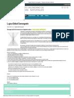Lógica Global Convergente - Terapias Naturales Valencia