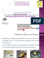 Conferencia PRP Med Interna