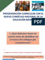 5. Planificación Curricular-Enfoque Por Competencias y a La Inversa