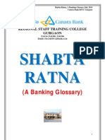 Banking Glossary Shabta Ratna 17072010