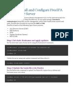 How to Install and Configure FreeIPA on CentOS 7 Server.docx