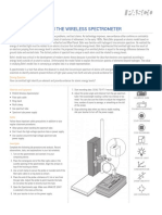 Lab Moderna Corte II Espectrometro