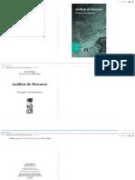 Orlandi, Eni. Análisis de Discurso, Principios y Procedimientos