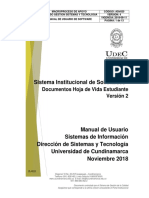 Instructivo Primer Semestre