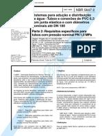 50.NBR 5647-2 - Sistema Para Adução e Dist. de Água.2