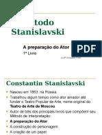 Método Stanislavski Armando Filho