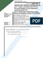 51.NBR 5647-3 - Sistema Para Adução e Dist. de Água.3