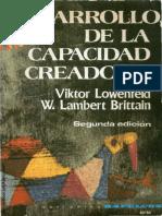 Lowenfiel-Brihain EL DESARROLLO DE LA CAP CREADORA .pdf