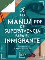 Manual Del Inmigrante - Salirdelpais.com Daniel Delgado
