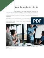 Consejos para la evolución de tu empresa.docx