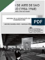 Museo de Arte de Sao Paulo Exposición