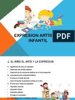 Expresion Artística Infantil