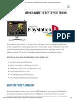 EPSX Enhance PS1
