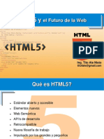 Introduccion a Html5