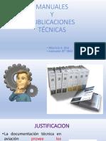 PUBLICACIONES TECNICAS MANUALES
