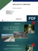Sistemas de Drenajes en Carreteras