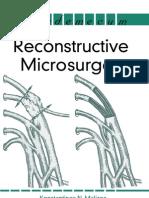 Malizos - Re Constructive Microsurgery(Landes Bio Science Vademecum