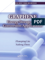 Graphene - Energy Storage and Conversion Applications - Zhaoping Liu and Xufeng Zhou (Crc, 2015)