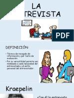 La Entrevista y Observación (1)