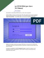 Como resetear DVR H264 por clave perdida.docx