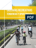 CICLOVIAS RECREATIVAS