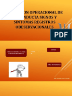 Diapositivas Del Tema Signos y Sintomas