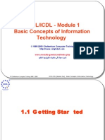 ecdl slides module 1