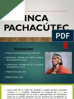 Vida de Pachacútec- Vision Historica