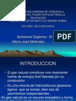 Exposicion de Quimica Sustancia Organica