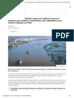 Hidrovía Paraguay-Paraná_ Cómo Es La Salida Al Mar Por El Atlántico Que Comenzó a Usar Bolivia Como Alternativa en Su Histórica Disputa Con Chile - BBC News Mundo
