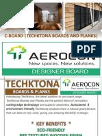 Aerocon Planks and Boards ( HIL Ltd ).ppt