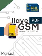 LLAVE GSM