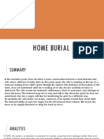Home Burial