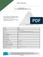 Delta Opti Datasheet PARADOOR 460
