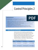 Electronics - Control Principles 2