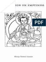 Khenpo Tsultrim Gyamtso Rinpoche - Meditation on Emptiness-Nalandabodhi Publications (2001).pdf