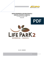 Memorial Descritivo - Life Park 2 - Comercial r00