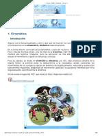 ___ Física I CMB - Unidad II - Tema 1 __