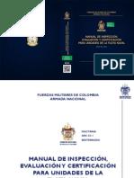 manual de inspección de la flota