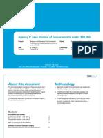 FOI 1196 Agency C case studies of procurements under $80,000_2