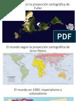 Mapas Para Comprender El Mundo