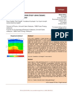 Geotechnical Parameters Study Using Seismic Refraction Tomography