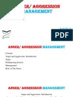Anger Aggression Management